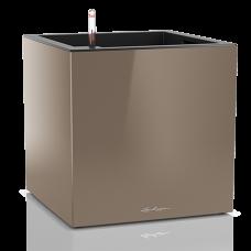 CANTO Куб 40 серо-коричневый блестящий