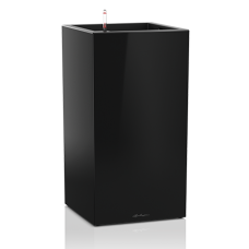 CANTO колоннообразной формы 40 Черный блестящий