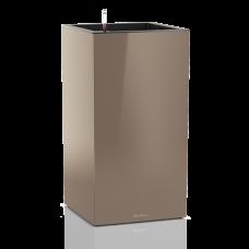 CANTO колоннообразной формы 40 серо-коричневый блестящий