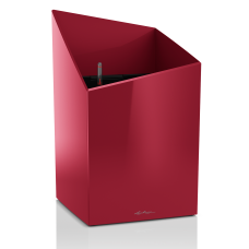 CURSIVO 30 ярко-красный блестящий
