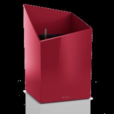CURSIVO 40 ярко-красный блестящий