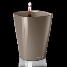 DELTINI серо-коричневый блестящий