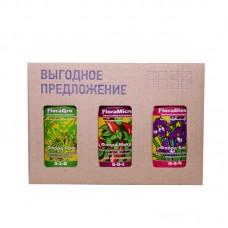 FloraSet SW 0,5 L (набор удобрений Flora Series для мягкой воды)