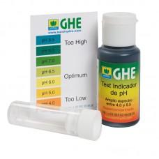 Жидкий pH тест GHE